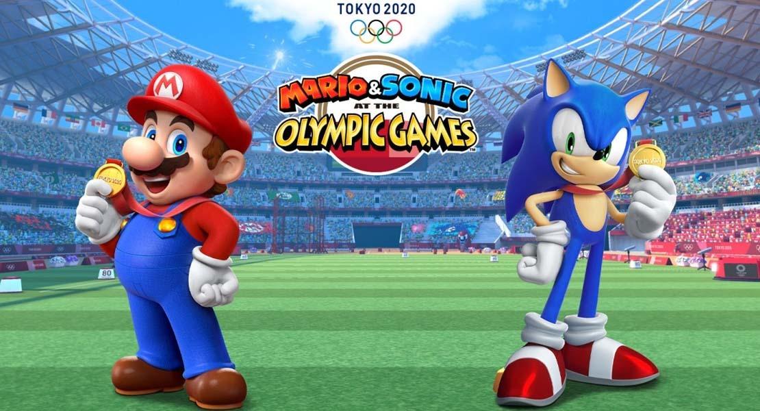 Mario & Sonic en los Juegos Olímpicos Tokio 2020