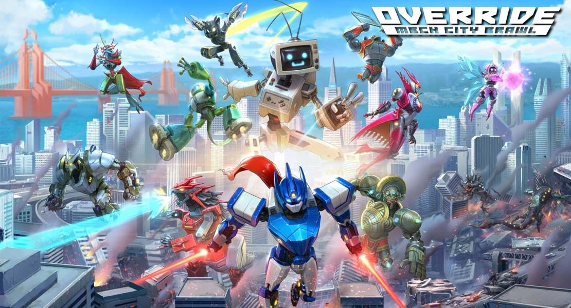 Override: Mech City Brawl ??? Super Charged Mega Edition