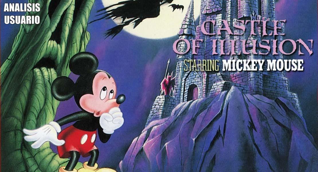 Hoy soñé con Mickey