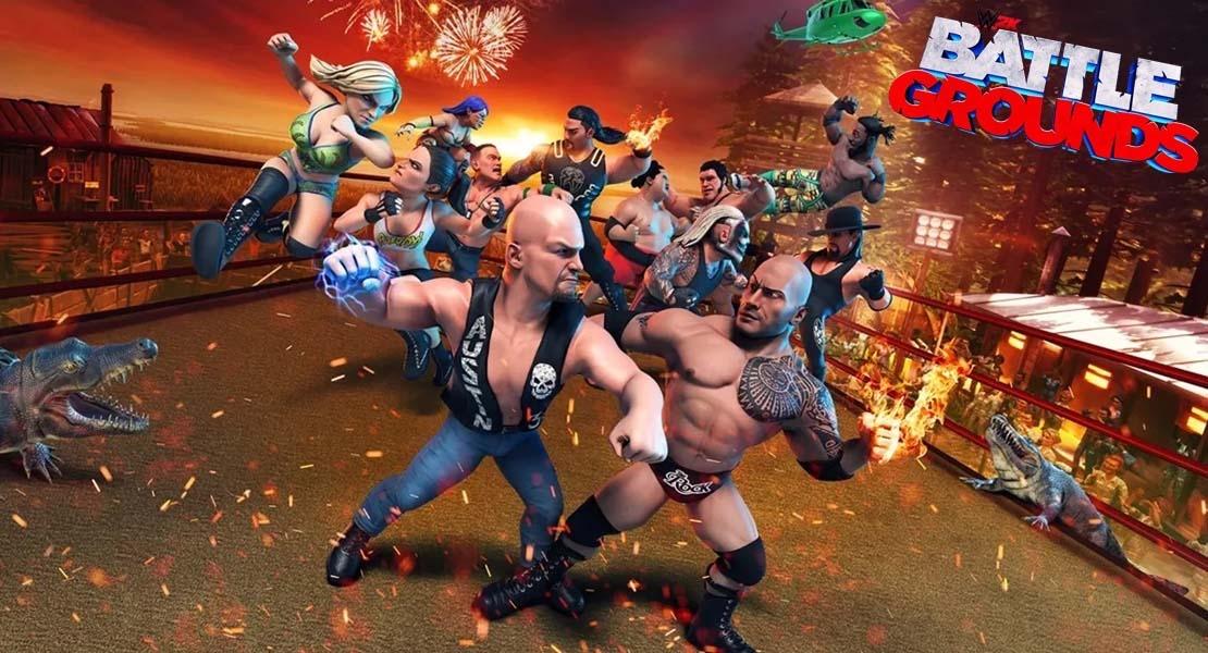 Vuelve el Wrestling más espectacular