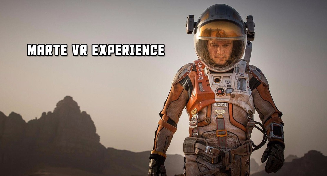 Asistimos a Marte VR Experience