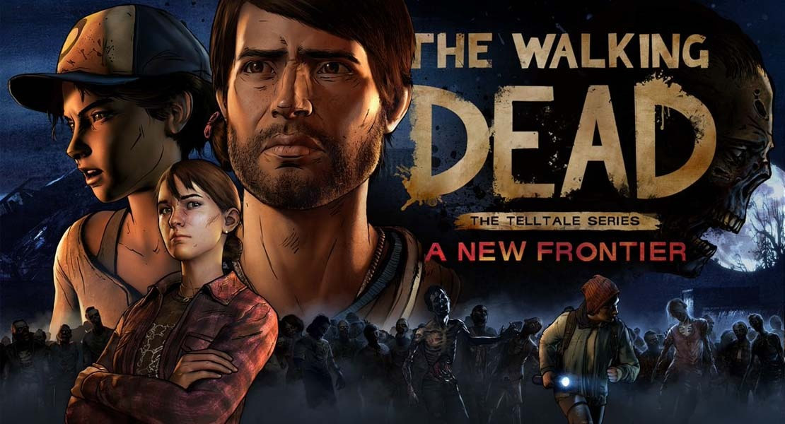 The Walking Dead T3: A New Frontier