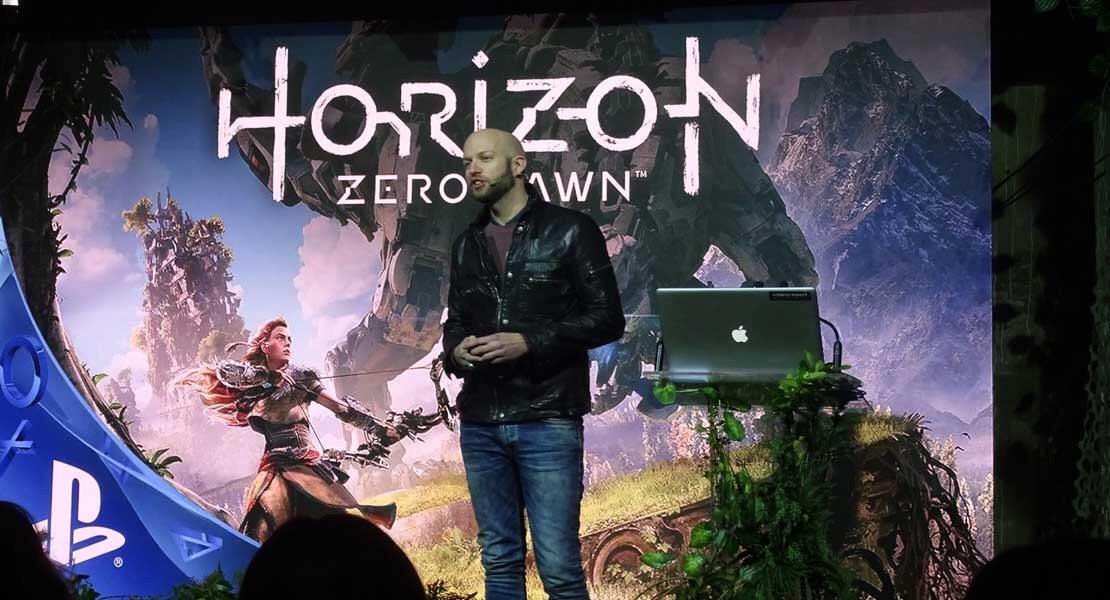 Asistimos a la presentación de Horizon: Zero Dawn