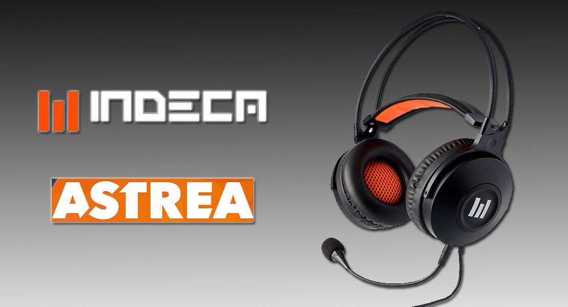Probamos los auriculares Astrea de Indeca