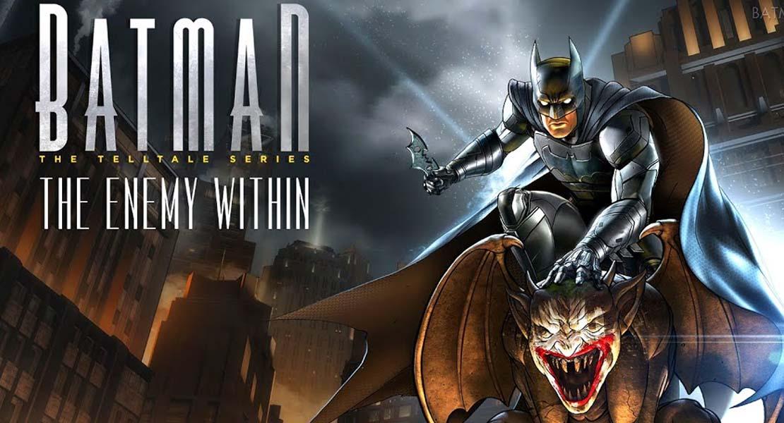 Batman: The Enemy Within - Episodio 1