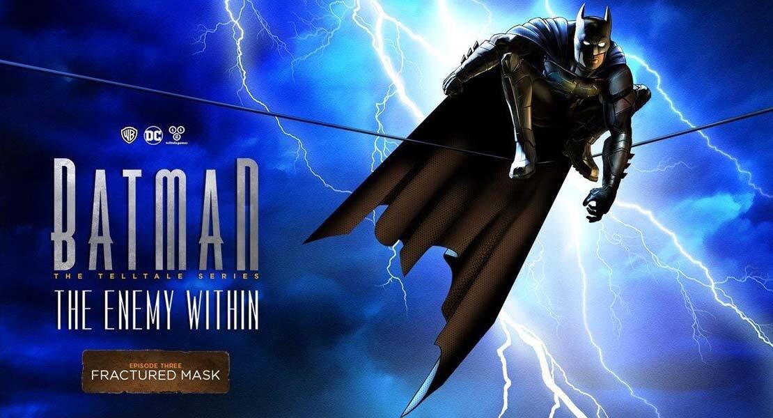 Batman: The Enemy Within - Episodios 2 y 3
