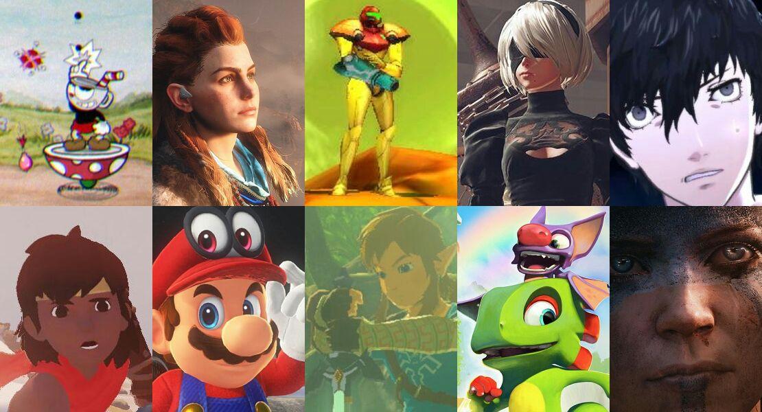 Los 50 videojuegos imprescindibles de 2017