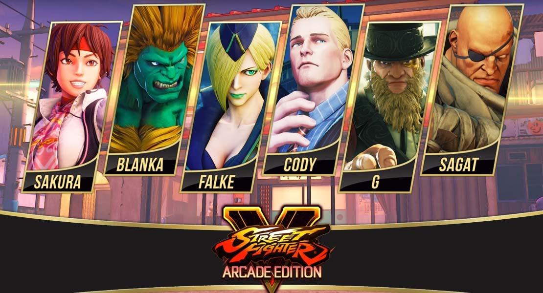 Street Fighter V - Tercera Temporada