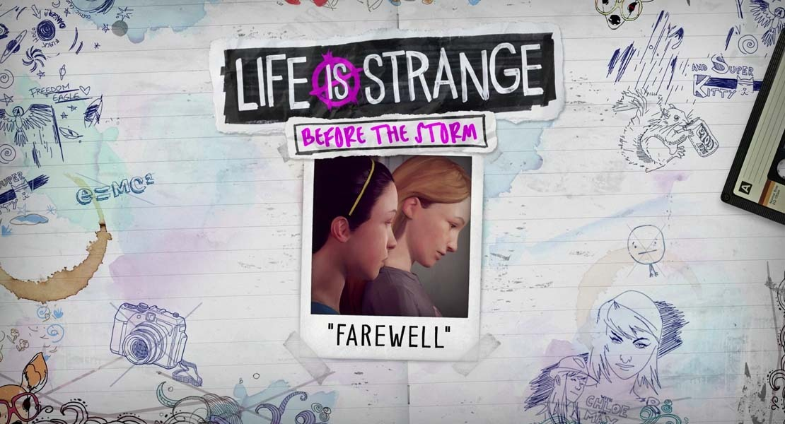 LIS: Before the Storm - Adiós