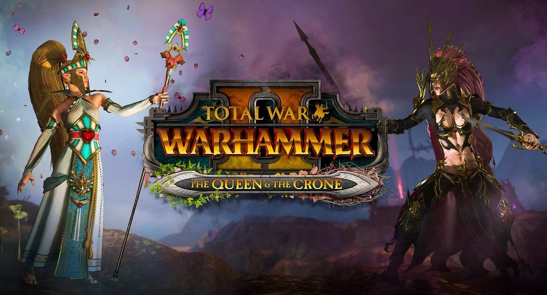 Total War: WARHAMMER II - The Queen and the Crone