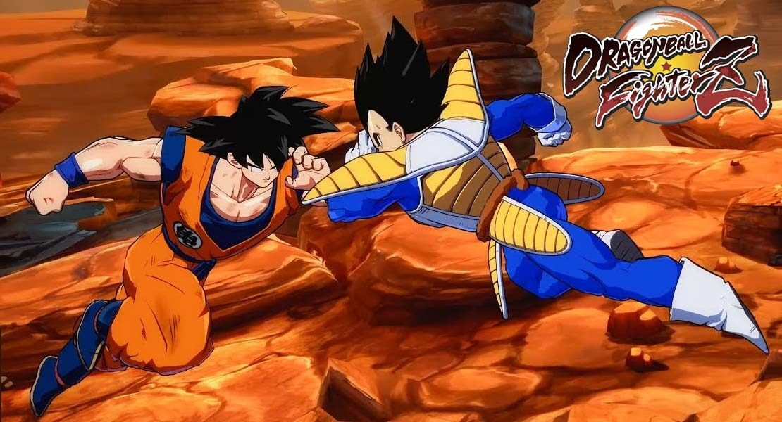 Dragon Ball FighterZ - DLC Goku y Vegeta