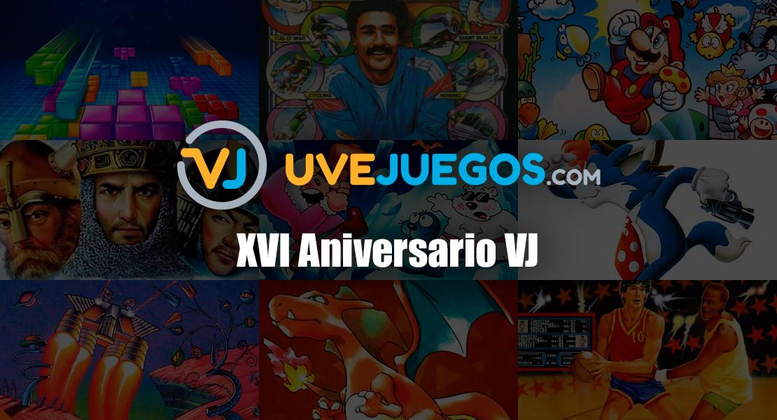XVI Aniversario VJ