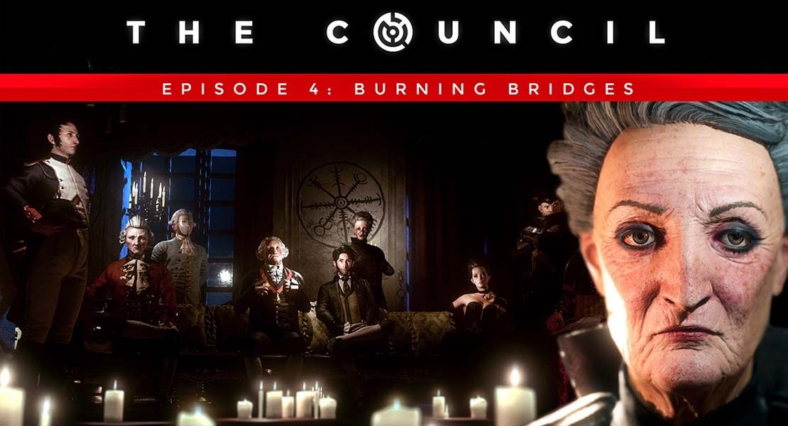 The Council: Episodio 4 - Burning Bridges