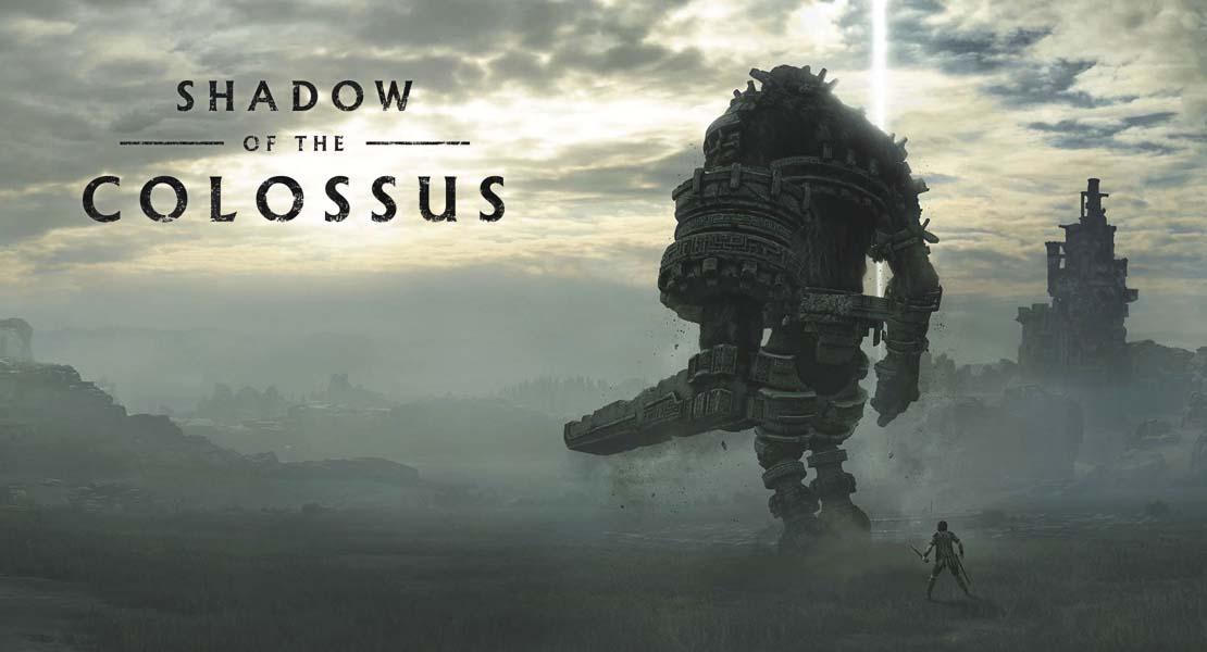Videojuegos pasados los 40: Shadow of the Colossus