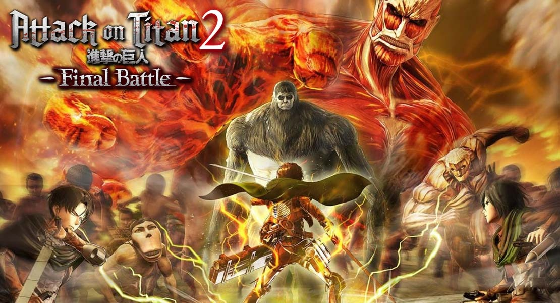Attack on Titan 2: Final Battle - Nuevos episodios disponibles