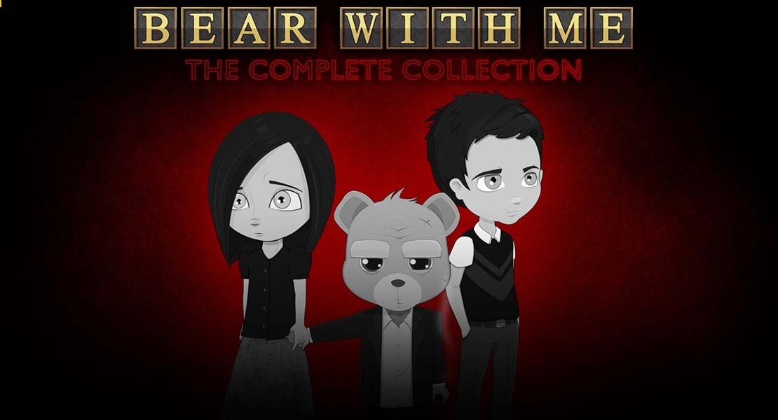 Bear With Me - The Lost Robots