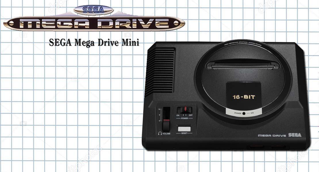Mega Drive Mini - La ley del más fuerte
