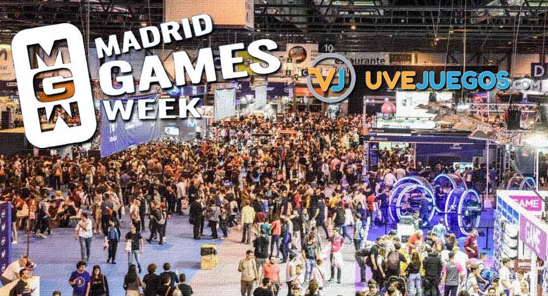 Madrid Games Week 2019 - Todo lo que allí se cuece