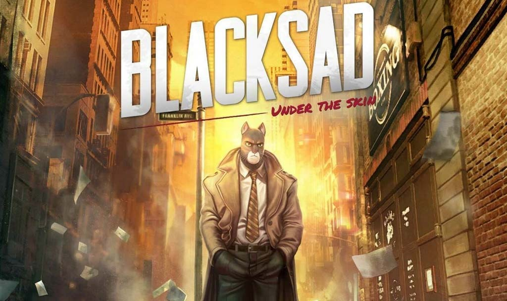 Conocemos Blacksad: Under the Skin de la mano de sus creadores