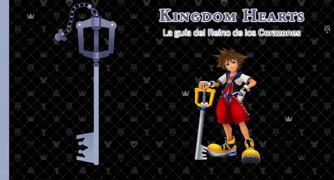 Leemos Kingdom Hearts. La guía del Reino de los Corazones