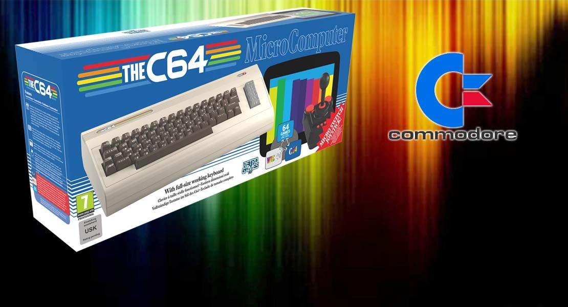 The C64 - Como mandan los cánones