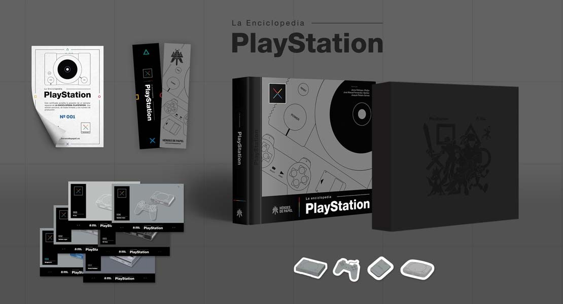 Leemos La Enciclopedia PlayStation