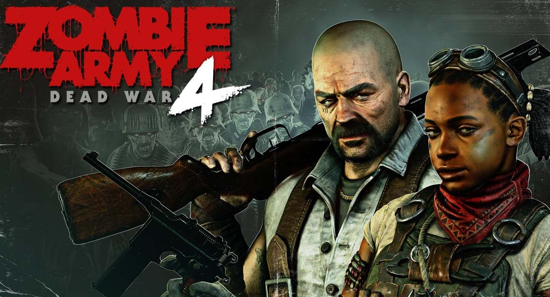 Hoja de ruta de los nuevos contenidos de Zombie Army 4