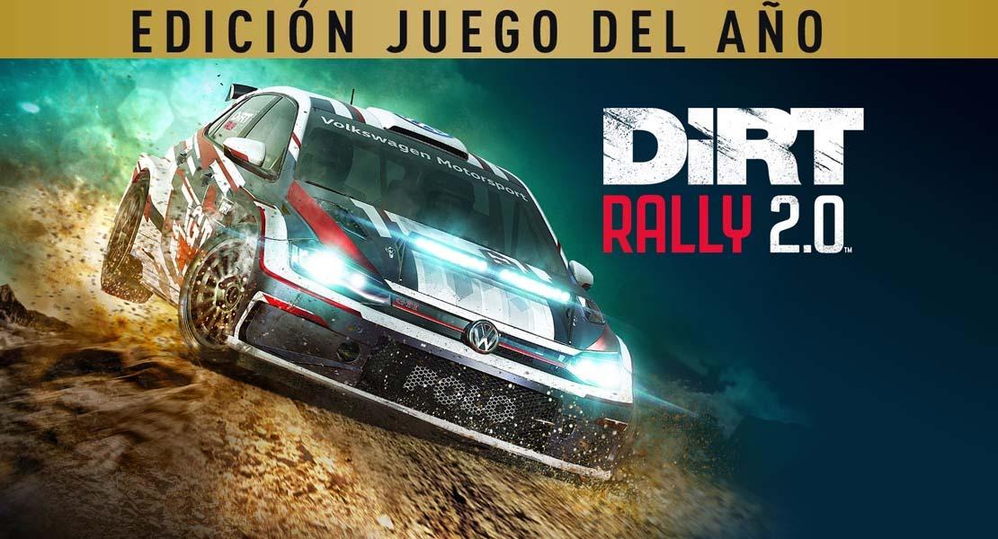 DiRT Rally 2.0 - Edición Juego del Año