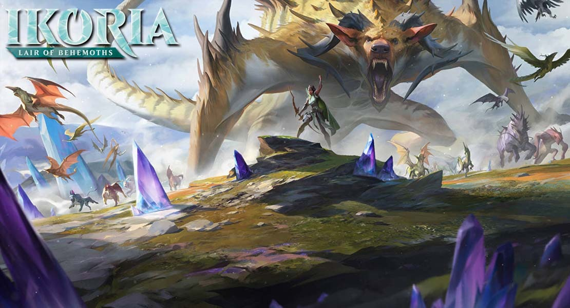 Magic: The Gathering Arena - Ikoria: Lair of Behemoths