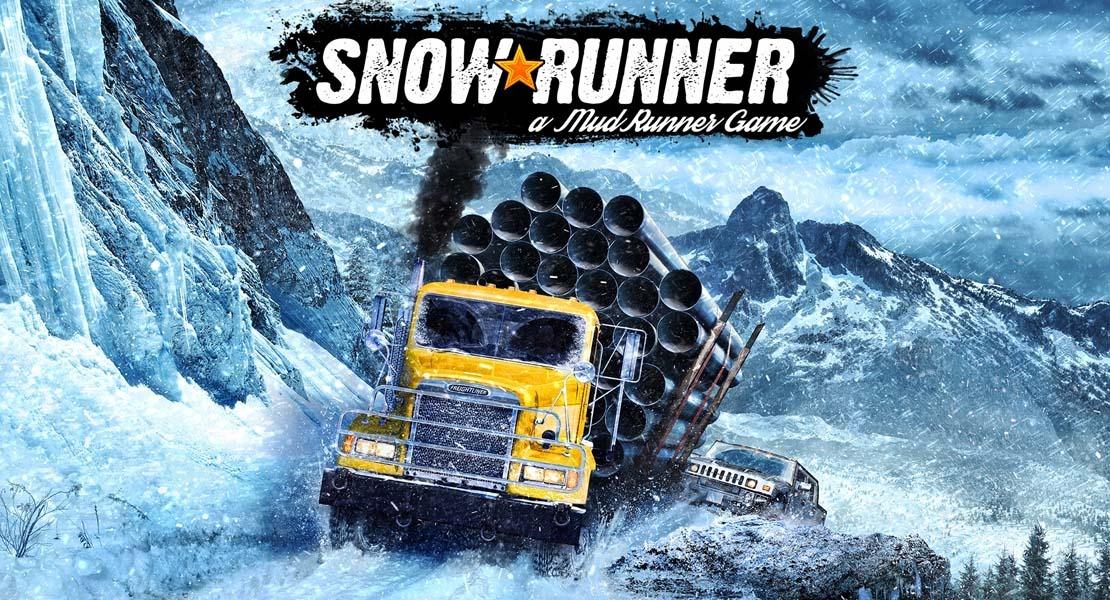 SnowRunner - Sumando experiencias al volante con el Pase de Temporada
