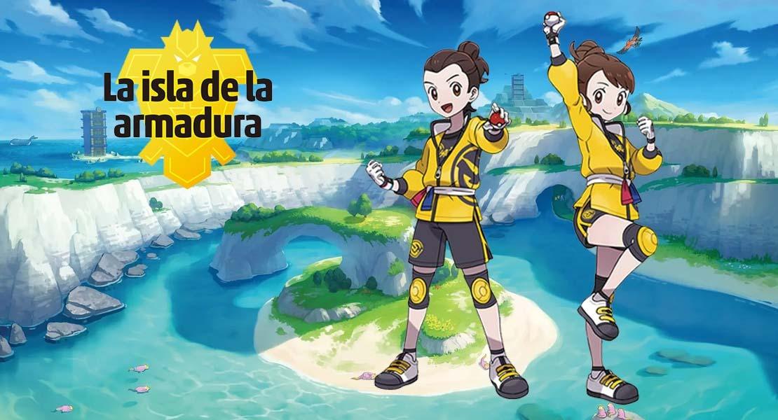 La Isla de la Armadura - DLC Pokémon Espada/Escudo