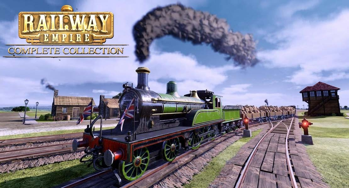 Railway Empire Complete Collection - Estrategia a todo tren ...