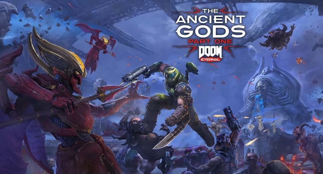 Doom Eternal: The Ancient Gods Part I - Picadillo de Ancestros