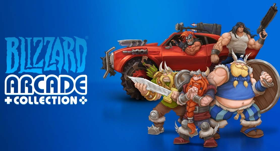 Blizzard Arcade Collection - Vikingos, orcos y rocanrol