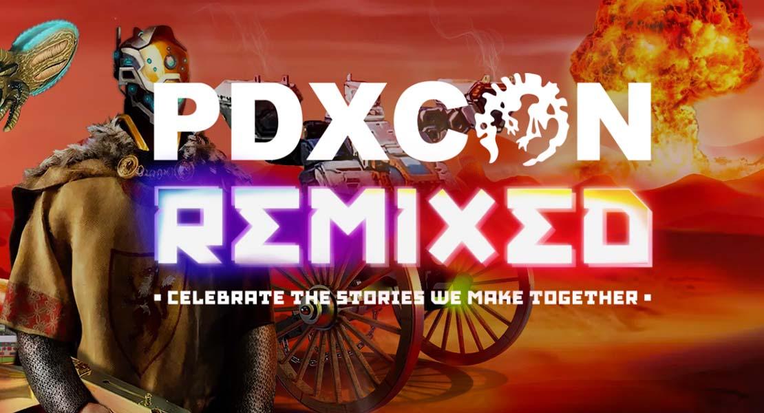PDXCON Remixed - Conoce todas las novedades del evento de Paradox