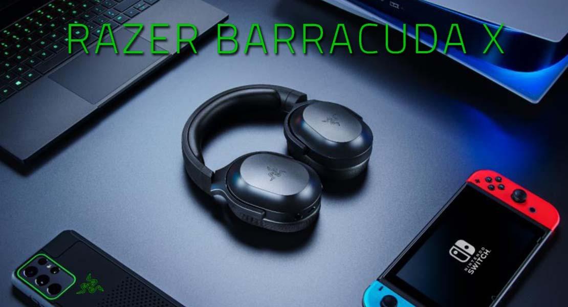 Razer Barracuda X - Un Headset para dominarlos a todos