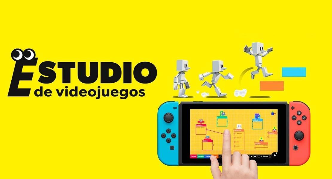 Estudio de videojuegos - Programación para dummies