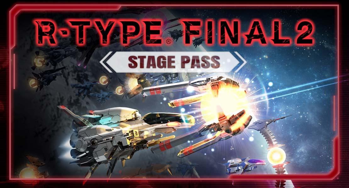 R-Type Final 2 Stage Pass - Los orígenes de la lucha Bydo