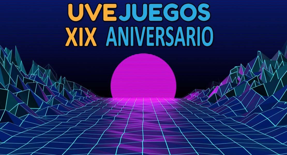 XIX Aniversario de uVeJuegos