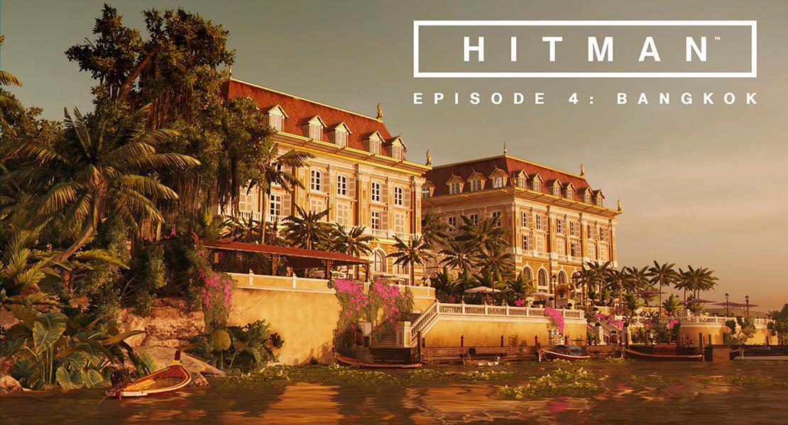 Hitman: Episodio 4: Bangkok