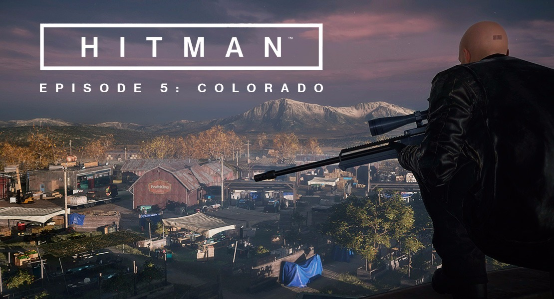 Hitman: Episodio 5: Colorado
