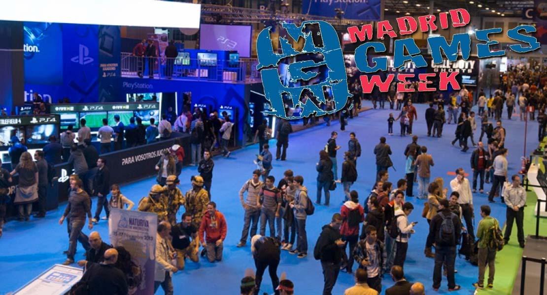 Asistimos a la Madrid Game Experience 2016