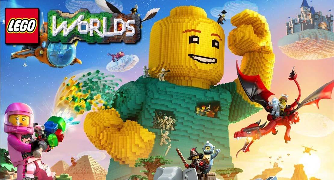 El Minecraft de LEGO