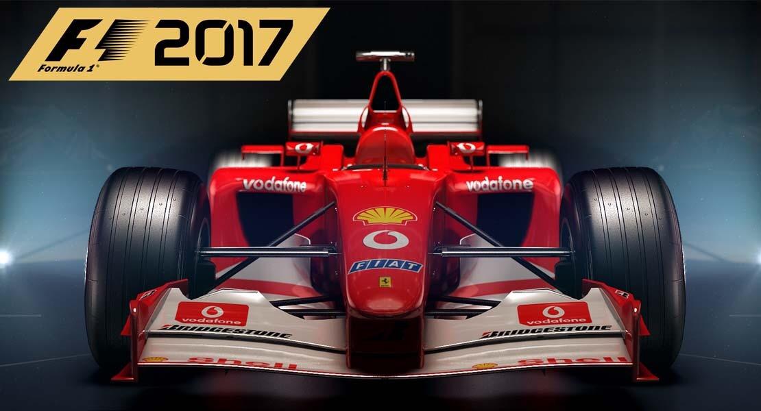 Primeras impresiones de F1 2017