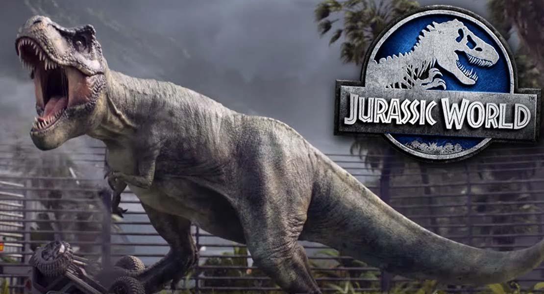 Primer vistazo - El Parque Jurásico nos espera