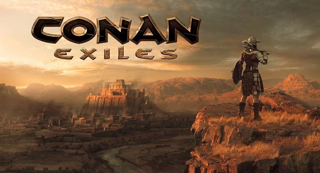 Conan como nunca antes en tu consola