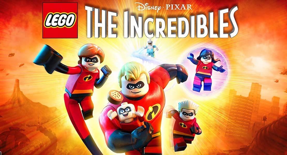 Primer vistazo - Las piezas necesitan superhéroes