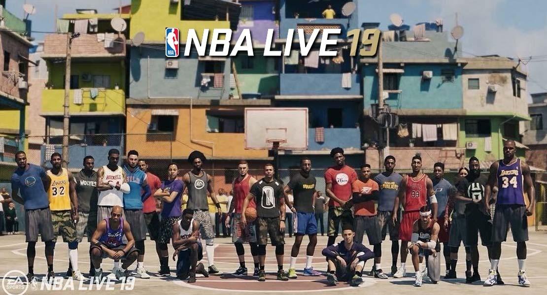 E3 2018 - Directo de la NBA a nuestras consolas