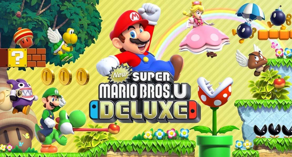Primer vistazo - Mario salta de Wii U a Switch
