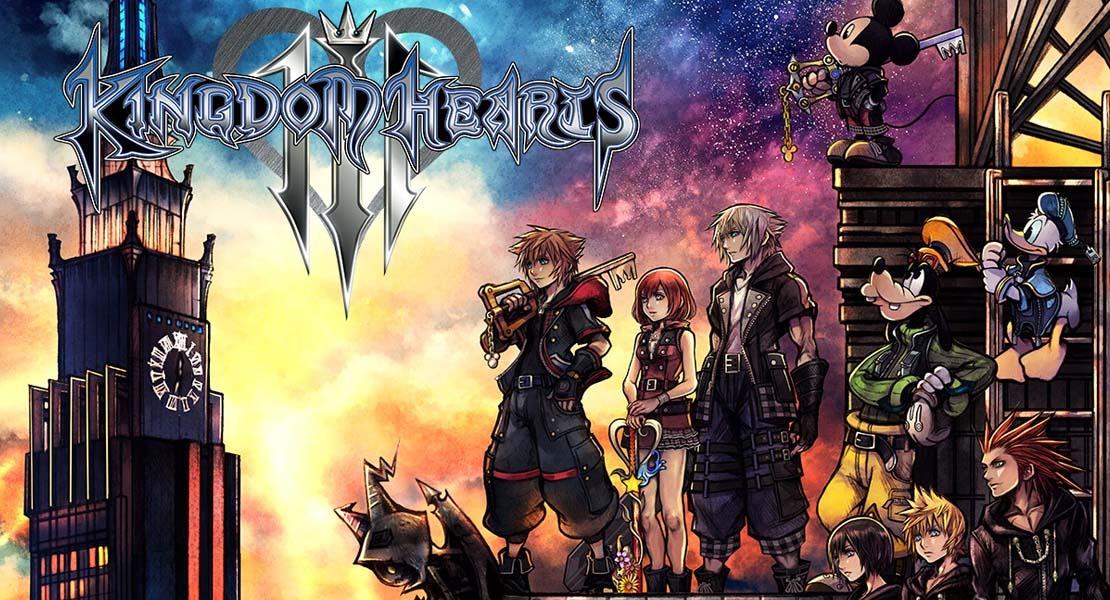 MGW 2018 - Kingdom Hearts III